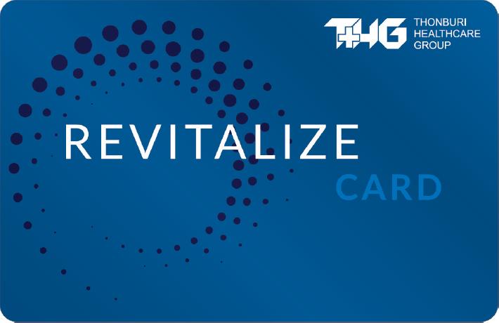 Revitalize Card 